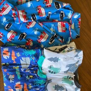 Three pajama sets for your little guy